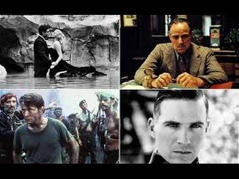 Empire Magazine's 100 Greatest Movies montage