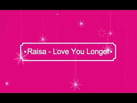 Raisa - Love You Longer KARAOKE TANPA VOKAL