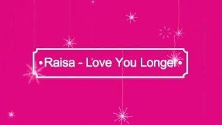 Raisa - Love You Longer KARAOKE TANPA VOKAL