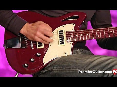 review demo - tyyster guitars pelti 12-string