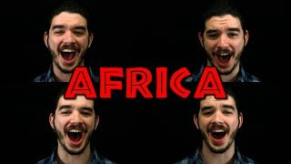 Africa - TOTO cover