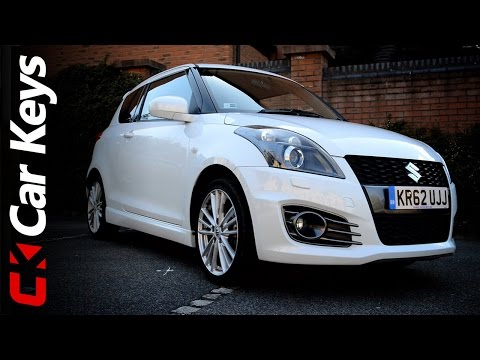 Suzuki Swift Sport 2013 review - Car Keys