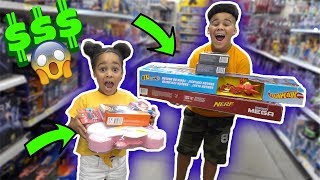 ANYTHING You Can Carry I'll PAY FOR Challenge | FamousTubeKIDS