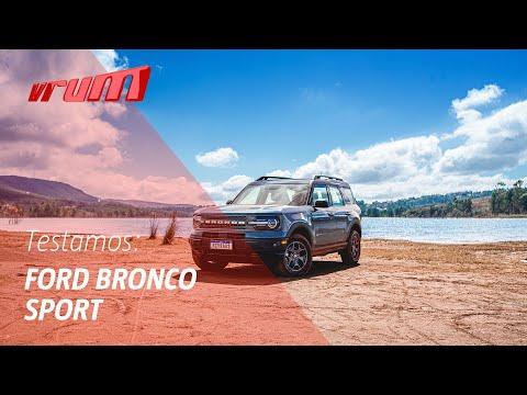 Todos os detalhes do novo Ford Bronco Sport