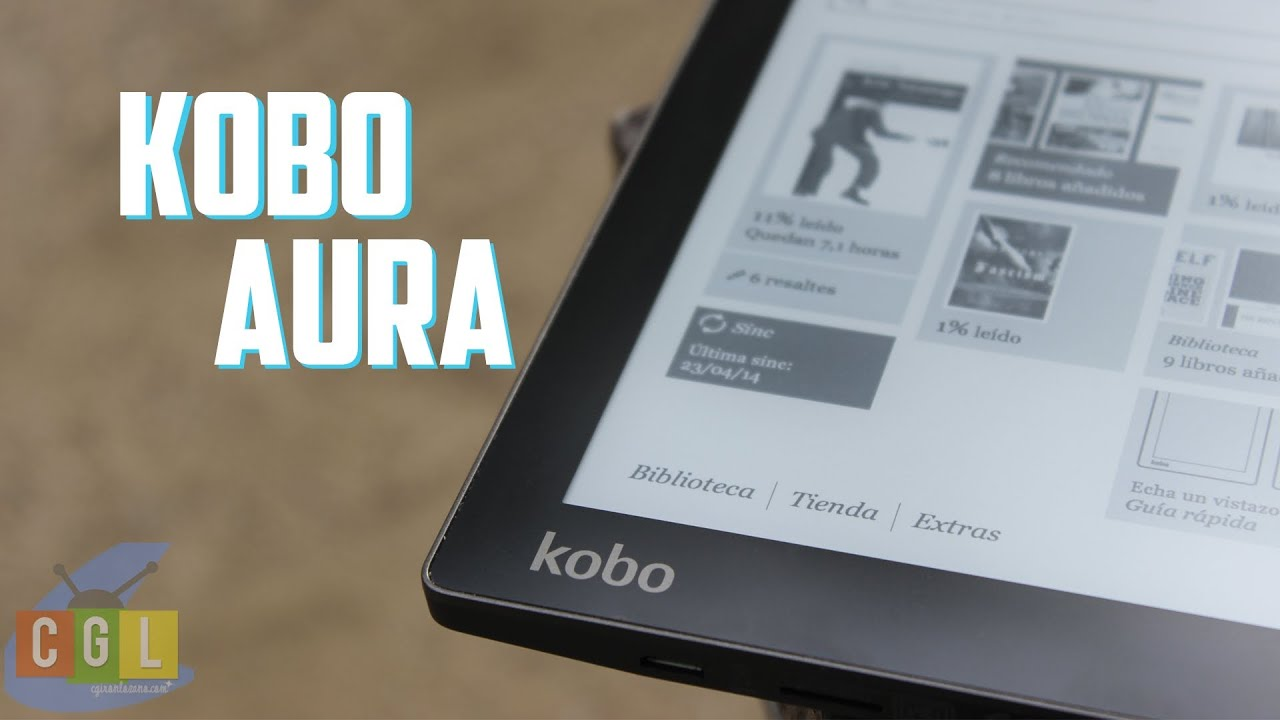 add pdf to kobo aura