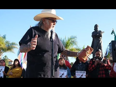 Demands for Columbus statue removal in Chula Vista