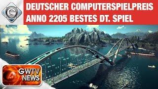 Deutscher Computerspielreis: Anno 2205 bestes deutsches Spiel | GWTV News