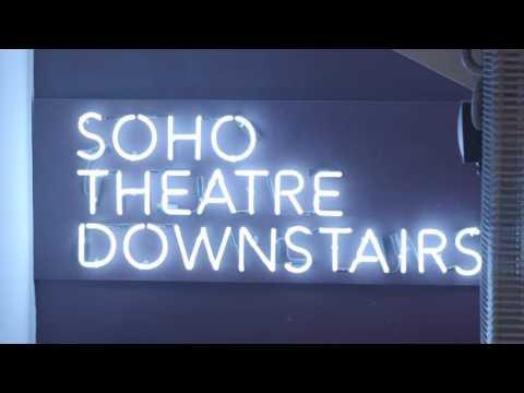 intelligentpos® at The Soho Theatre Bar