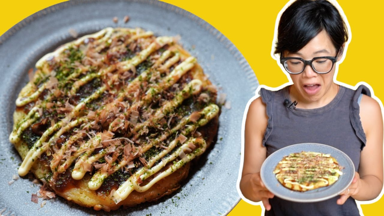 Instant Cup Okonomiyaki? It's Like Cup Ramen, But Okonomiyaki