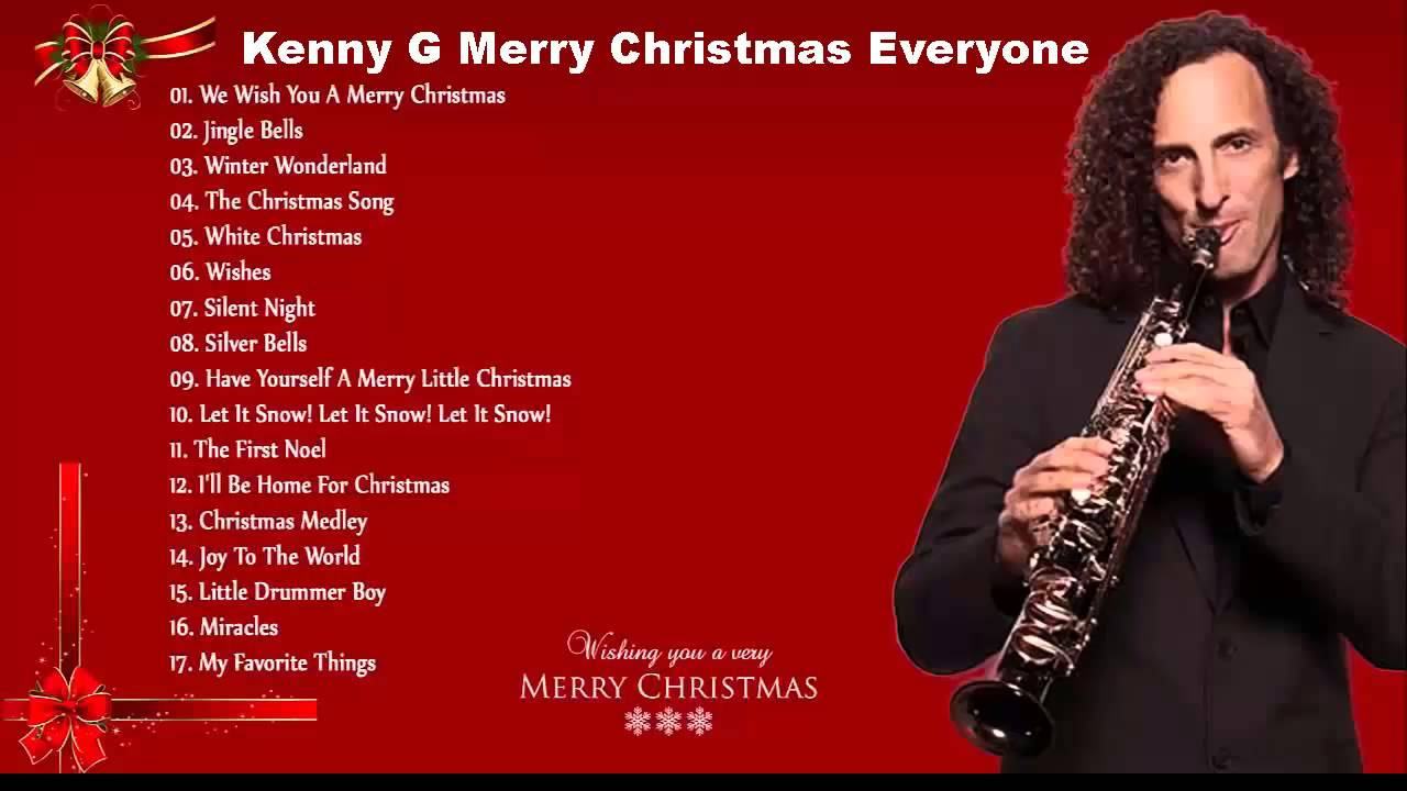 Playlist The Very Best Of Kenny G - Kenny G - NhacCuaTui