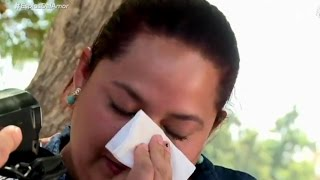 Roxana escuchó la verdad de su esposo: es infiel - Espías del Amor