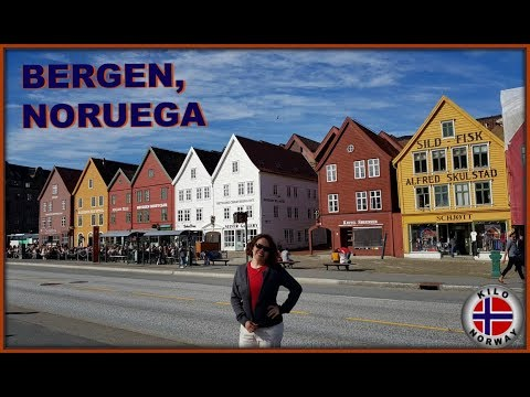 Visitando BERGEN 🚃 Kilo Norway  / Mexicana en Noruega | Vlog 108