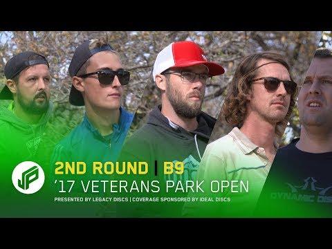 2017 Veterans Park Open | Round 2, Back 9 | McMahon, Williams, Seaborn, Hatfield, Larson