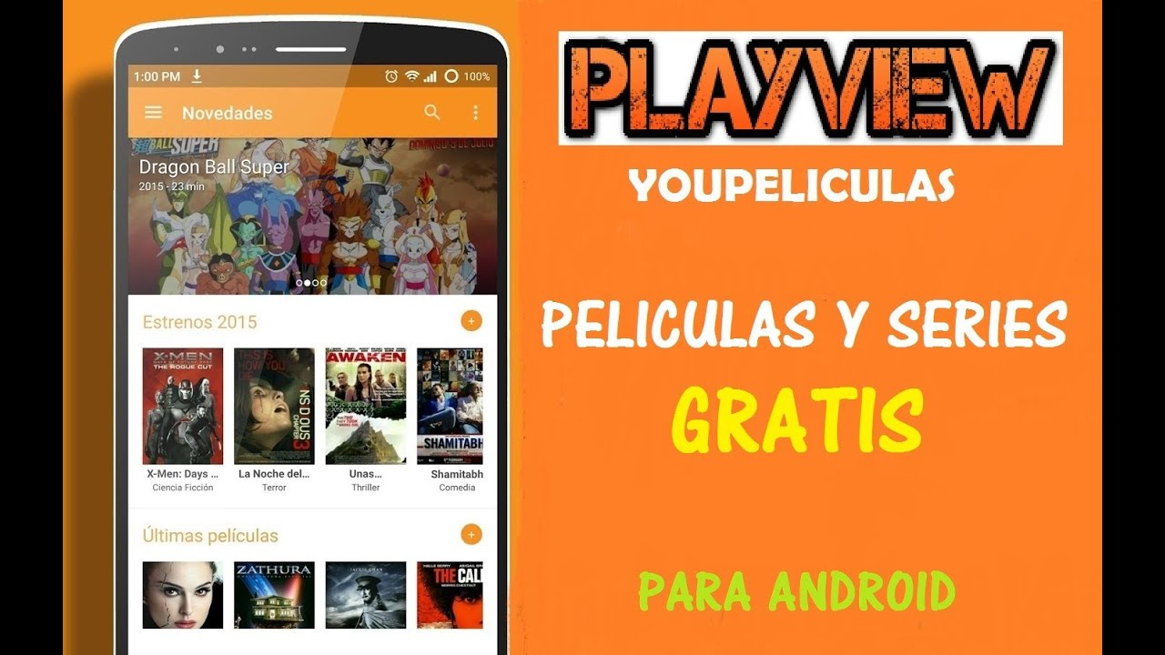 descargar playview gratis