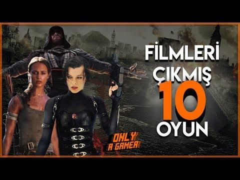 Filmleri Yapılan 10 Oyun