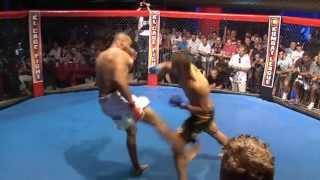 Deji Kalejaiye vs Sergej Sokolenko MMA 93 kg Cage Fight 7 Kombat League