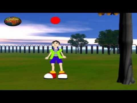 Bounce the Ball | Nursery Rhym With Lyrics | Cartoon World