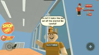 ESCAPE THE ROBLOX HQ OBBY ( Roblox ) ( Made By Packstabber Obbys )