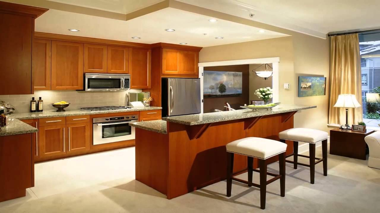 Cucine con bancone - YouTube