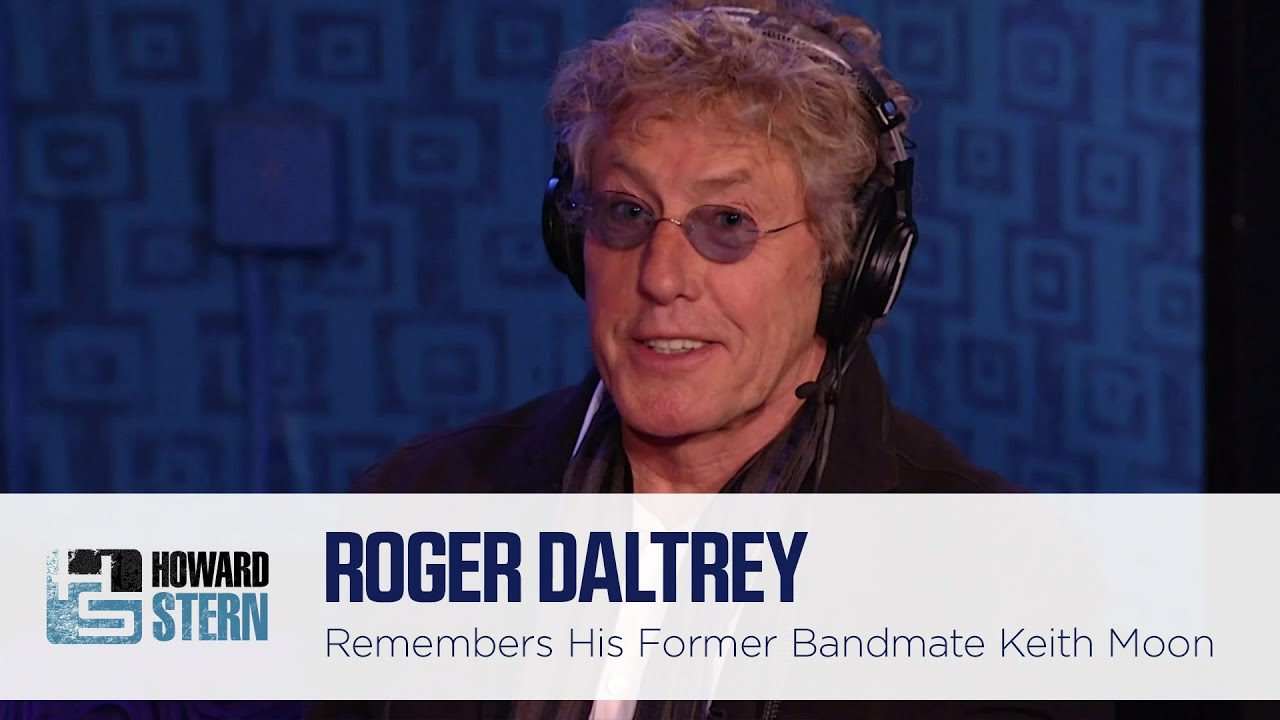 Roger Daltrey Shares Stories of The Who's Keith Moon (2013)
