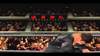 Virtual Pro Wrestling 2 Lucharesu