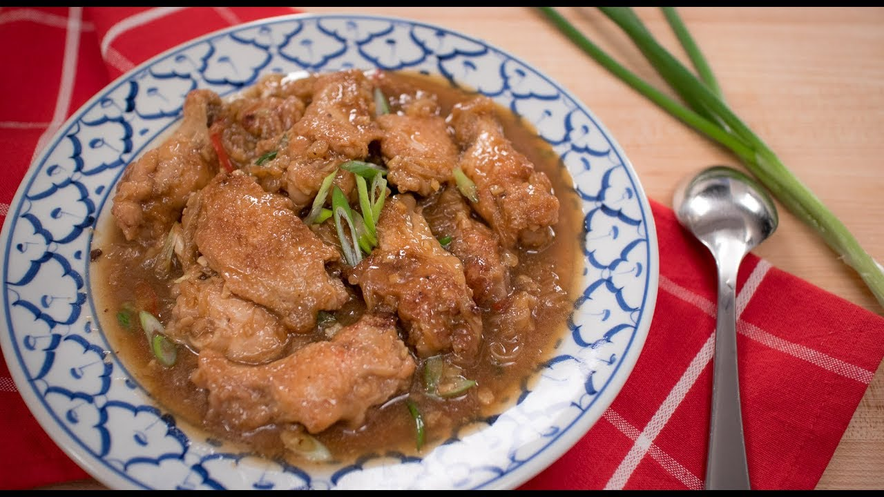 Aunty Jenny S Braised Wings Pai S Kitchen Chinese Recipe ป กไก ต นซ อ ว