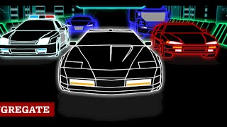 Neon Race 2 Full Walkthrough