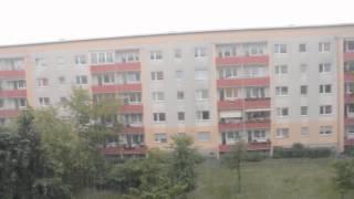 Wat ein Regen in Ludwigsfelde