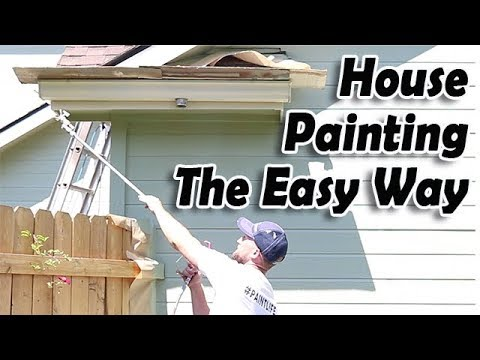 Easy House Painting Tips