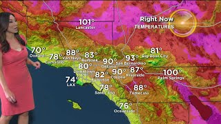 CBSLA Afternoon Weather Brief (July 17)
