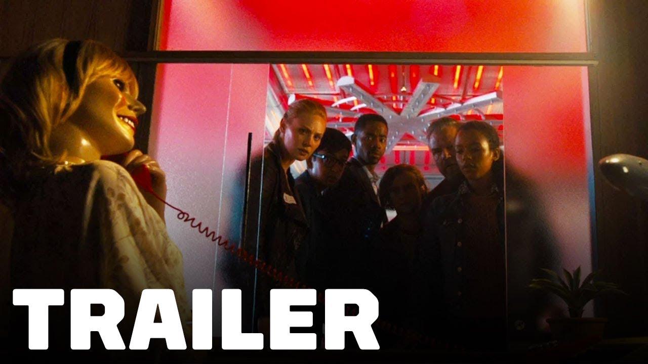 Escape Room Trailer 2019 Tyler Labine Deborah Ann Woll