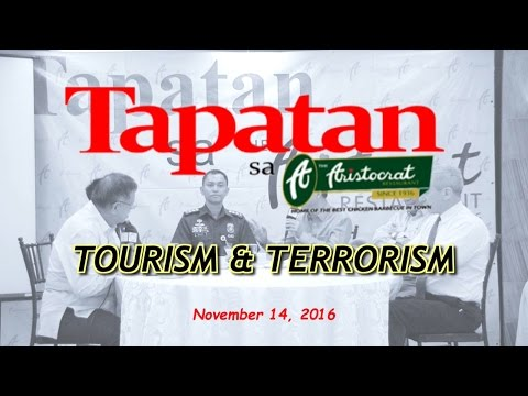 Tourism and Terrorism