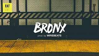 (free) Old School Boom Bap type beat x 90s hip hop instrumental | 'Bronx' prod. by WIREBEATS