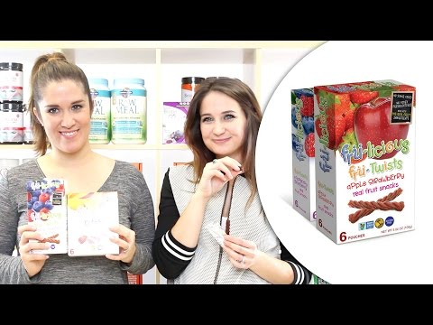 The Scoop: Yummy Natural Fruit Twists - Fru-Licious