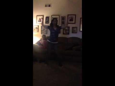 Cailey dancing