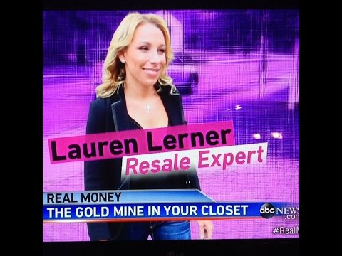 Lauren Lerner on ABC World News Tonight with David Muir