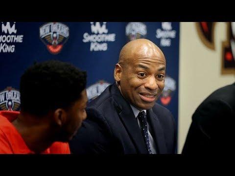 Colin Cowherd: New Orleans Pelicans FIRE Dell Demps