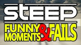 Steep   Brutal Fails & Funny Moments (WARNING: CONTAINS DEAD C*NTS!)