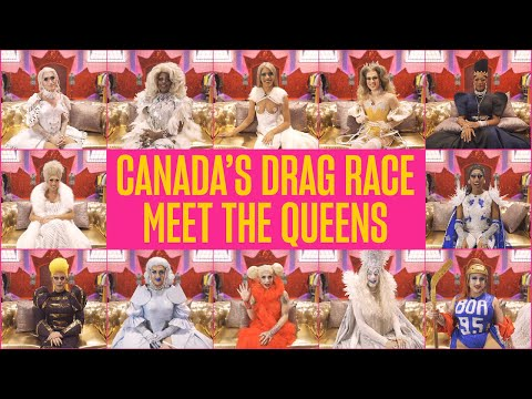 Where to watch 'Canada's Drag Race'