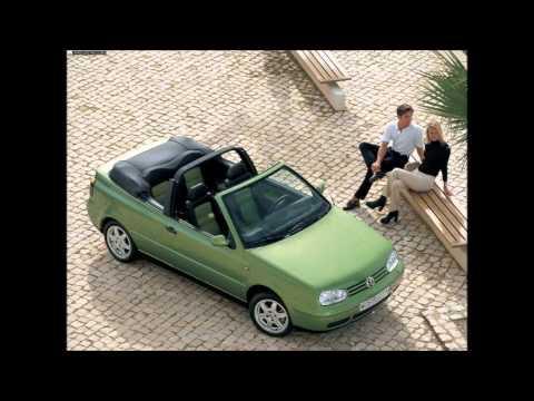 1998 Volkswagen Golf Cabriolet Youtube