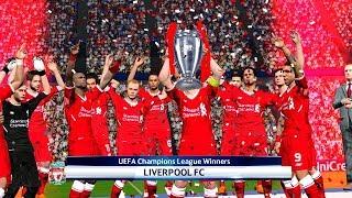 Uefa champions league 2018 final - liverpool vs bayern munich