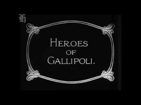 Heroes of Gallipoli (1915)