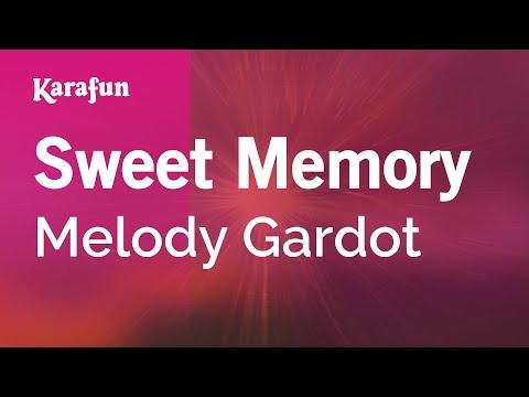 Karaoke Sweet Memory - Melody Gardot *