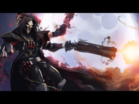 What 1000 Hours of Reaper Experience Looks Like - Overwatch