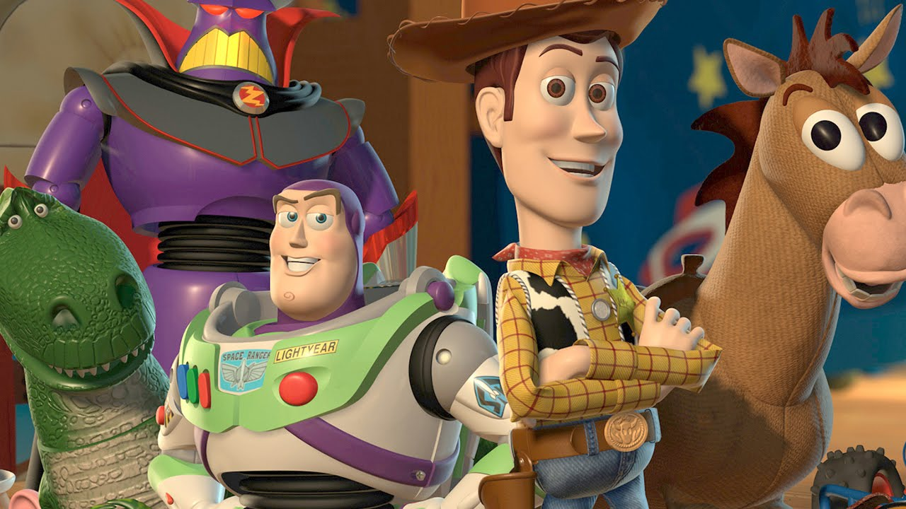 Toy Story 4 Coming! - YouTube
