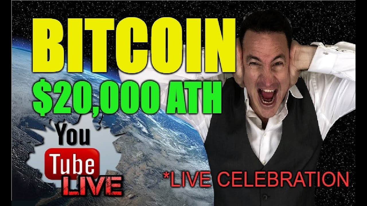 Bitcoin $20,000!!! All Time High Celebration Party! Live Q and A