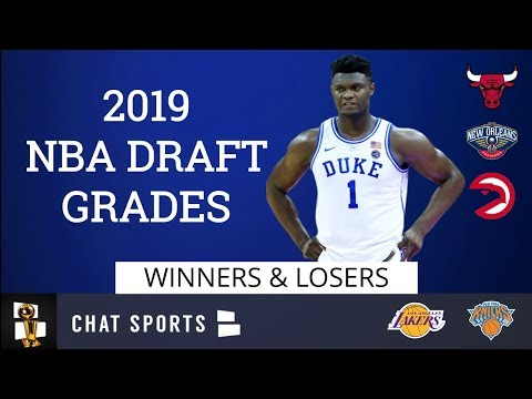 NBA Draft 2019: Draft Grades, Winners, Losers & Complete Results