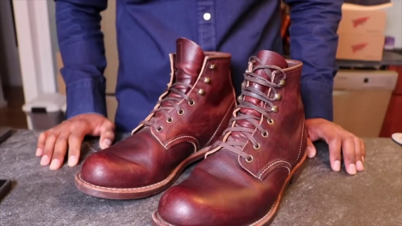The BEST Red Wing Boot Ever! - YouTube