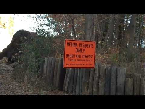 City of Medina, MN Yard Waste and Composting Site