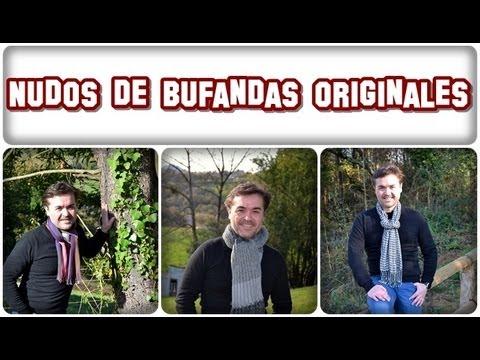 Moda para hombre Cómo ponerse bufandas, pañuelos, palestinas. 21 maneras by landoigelo.com , YouTube